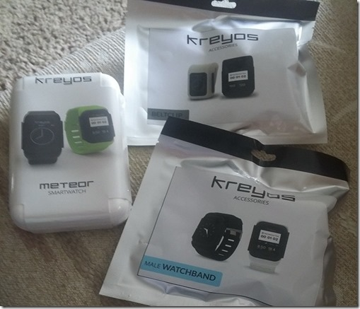 Kreyos Packaging